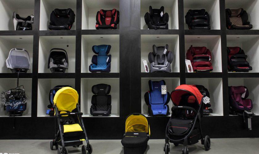 Детское автокресло – большой выбор у нас!